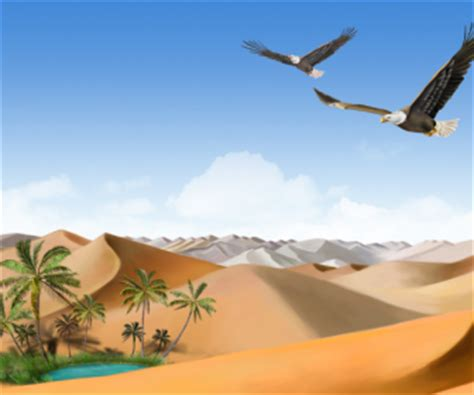 Landscape Page 3 Free Powerpoint Templates Download Desert Powerpoint Background