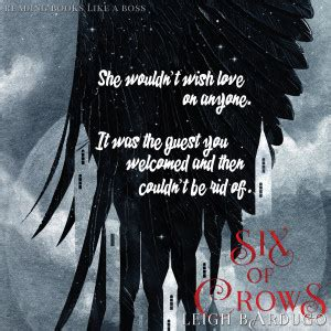 libro six of crows book book review six of crows by leigh bardugo reading books like a boss