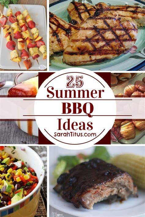 bbq ideas 25 summer bbq ideas barbeque recipes summer fun