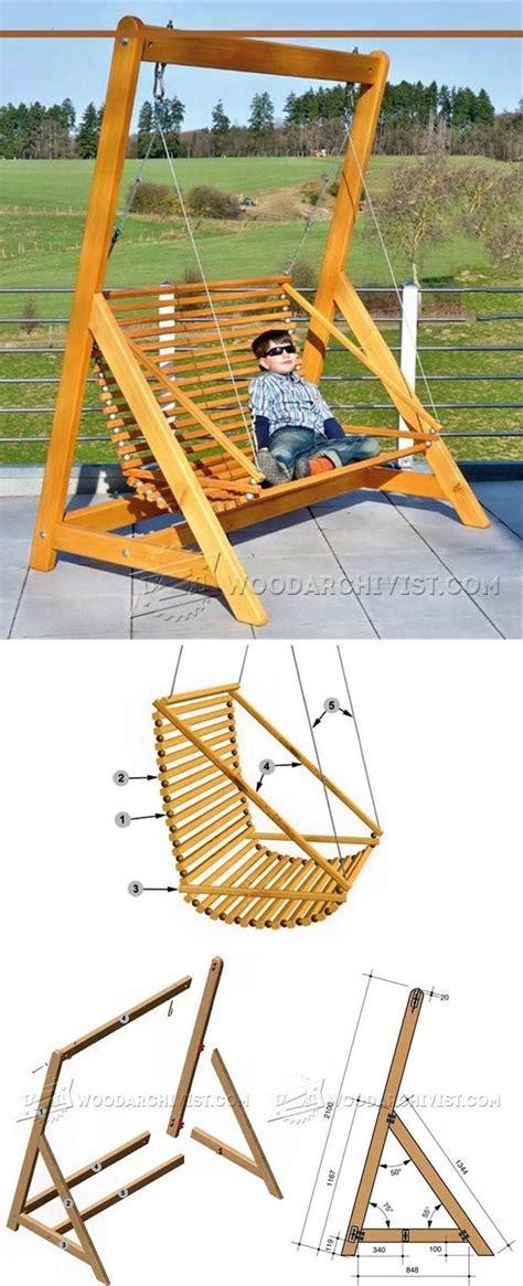 swing plank 25 best ideas about garden swings on pinterest yard