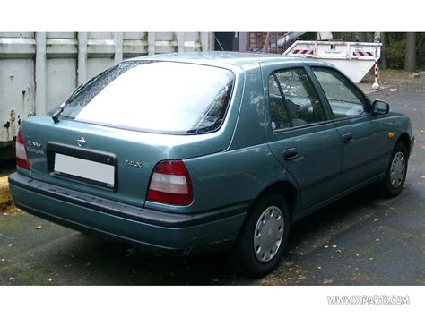 nissan sunny 1990 1990 nissan sunny iii hatchback n14 pictures