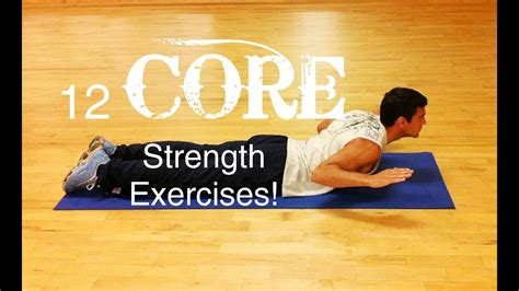 12 easy strength exercises to do at home