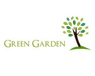 Logo Garden Pics For Gt Garden Logo