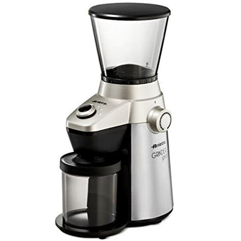 Ariete  Delonghi Electric Coffee Grinder   Professional Heavy Duty Stainless Steel, Conical Burr