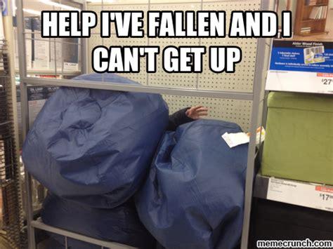 Help I Ve Fallen Meme - help i ve fallen and i can t get up