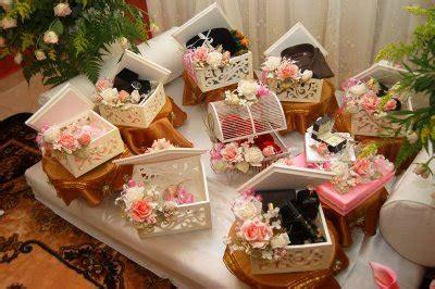 hadiah tetamu majlis perkahwinan orang melayu tips perhubungan idea barangan hantaran pertunangan