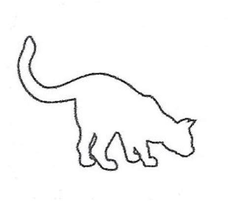 Two Cats Outline by Rolling Acres Memorial Gardens Catalog