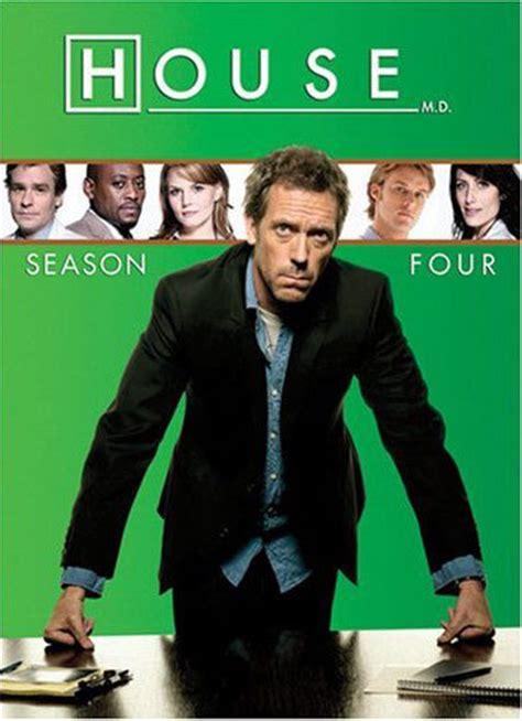 House Season House Season 4 Cover House M D Photo 1499521 Fanpop