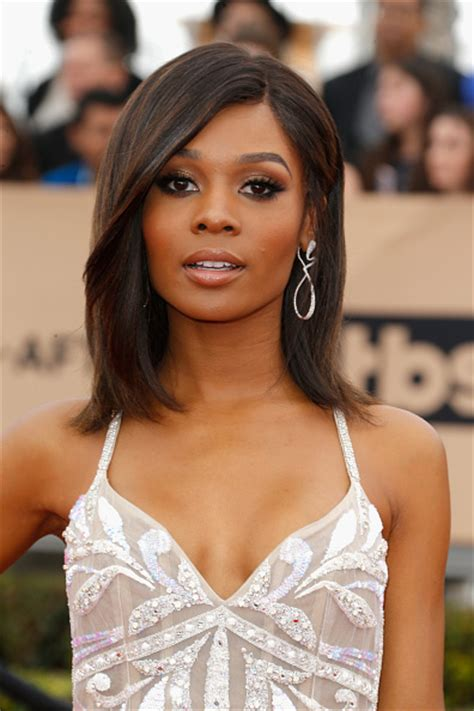 Get Bridal Inspiration From Zuri Hall's SAG Awards Dress