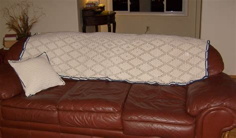 Sofa Blanket by File Filet Crochet Sofa Blanket Jpg Wikimedia Commons