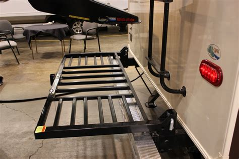Bike Rack For Back Of Travel Trailer by Gr8lakescer Ohio Rv Supershow Notes Noteworthy