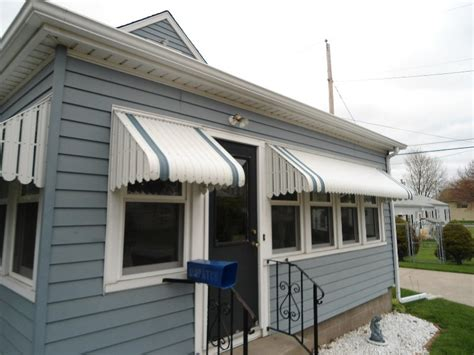 glass awnings for home fairlite window awnings d k home products