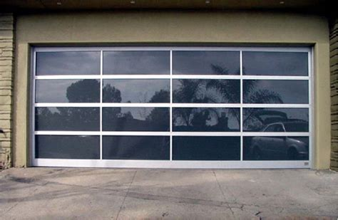 Aluminum And Glass Garage Doors Aluminium Glass Garage Doors Design Of Your House Its Idea For Your