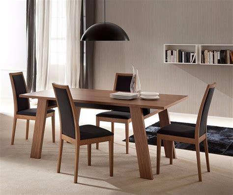comedor rectangular madera pino  sillas madera viva