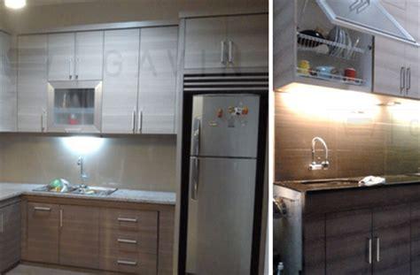 Lemari Buat Dapur jasa buat lemari dapur minimalis kitchen set bintaro