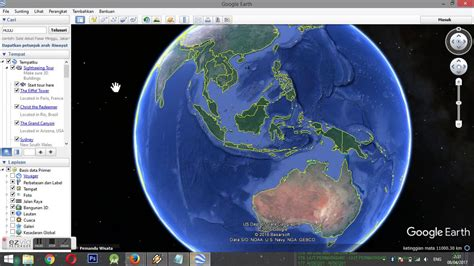 cara membuat akun google earth cara membuat peta desa lokasi dengan mengunakan google