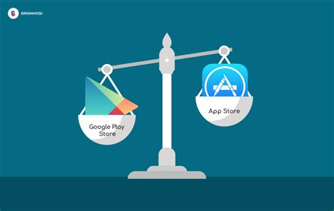 Play Store Vs App Store Which Is Better How Play Store Does Better Than The Apple App Store