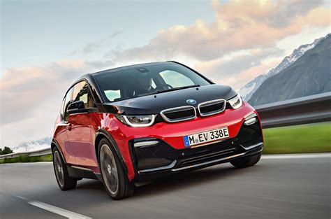 bmw i3 performance bmw i3 facelift launched with 181bhp i3s range topper