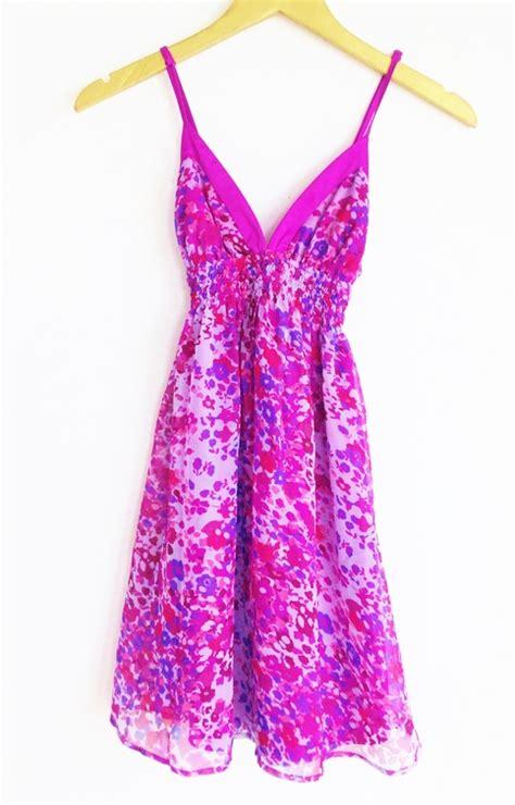 Bando Forever21 Flower Pattern Hair Band purple floral forever21 dress on storenvy