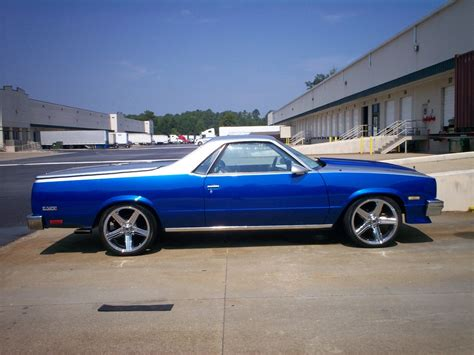 el camino chevrolet chevrolet el camino technical details history photos on