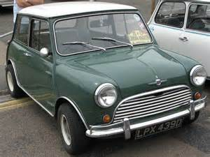 Vintage Mini Cooper Document Moved
