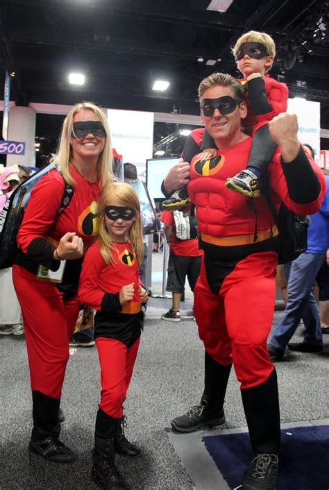 incredibles san diego comic  cosplays