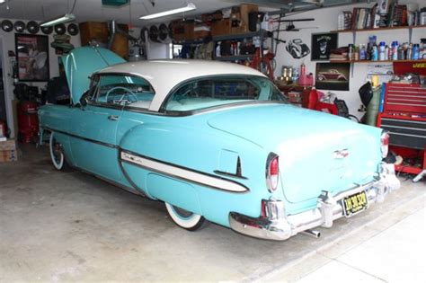 1954 chevy bel air hard top 1954 chevy bel air hardtop for sale chevrolet bel air