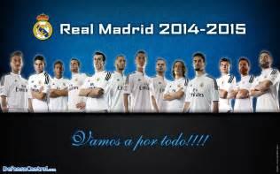 Imagenes Del Real Madrid Jugadores 2015 | desc 225 rgate el wallpaper de real madrid 2014 15 defensa