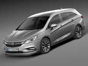 Opel Astra Forum Opel Astra Sports Tourer 2016 Squir