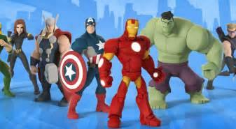 Marvel Disney Infinity Disney Infinity 2 0 Marvel Heroes