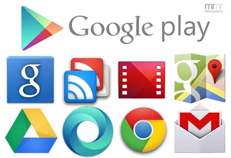 google office playroom google play icons by marcus roberto on deviantart