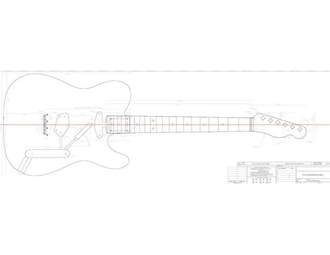telecaster template fantastic guitar f template pictures inspiration
