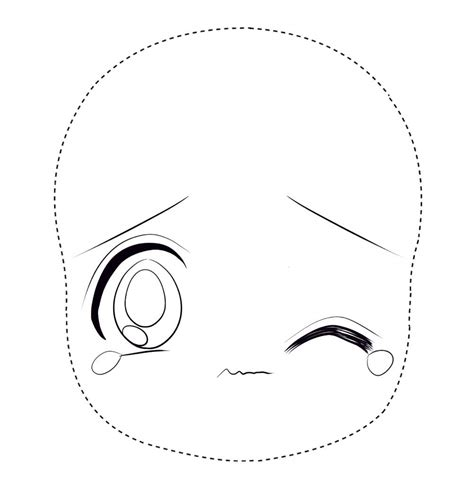 Chibi Template by Chibi Templates Anime Amino