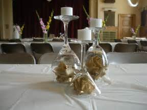 Handmade 50th Anniversary Table Decorations Photograph Wed