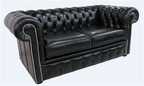 black leather chesterfield sofa black leather chesterfield sofa uk designersofas4u