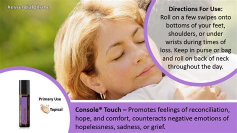 console touch how to use doterra console touch