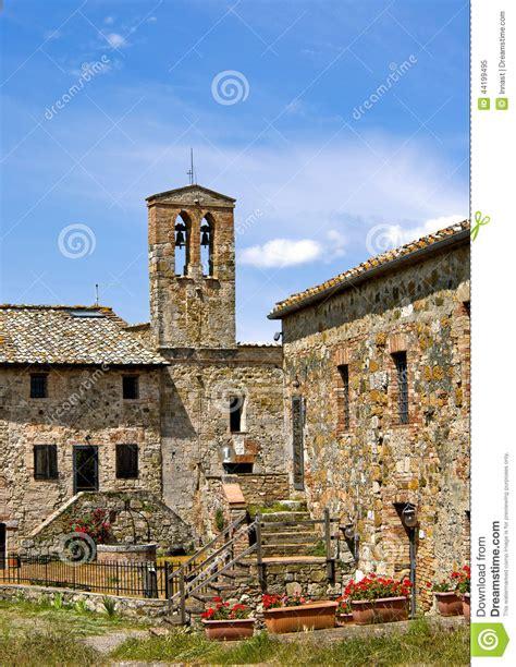 House Plans Farmhouse Style old stone villa in tuscany italy stock photo image