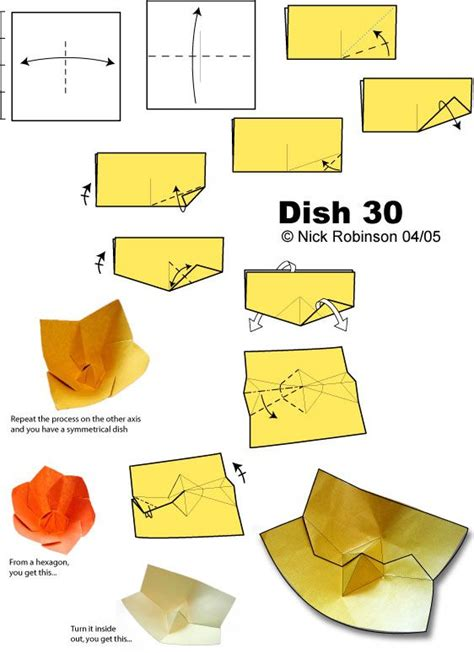 dish 30 by nick robinson origami creative