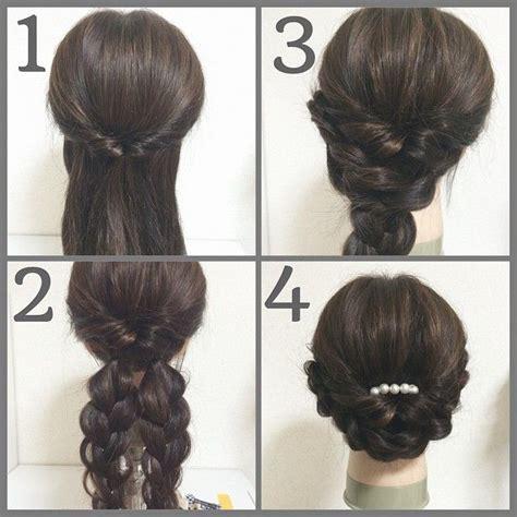 hairstyles arrange 126 best hair arrange images on pinterest hair dos hair