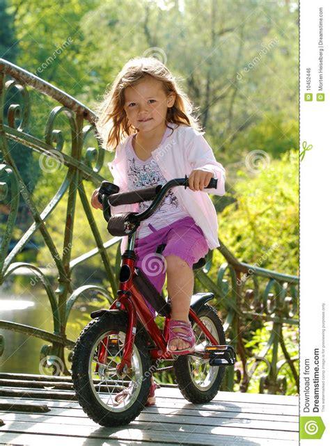 on a bike on a bike royalty free stock image image 10452446
