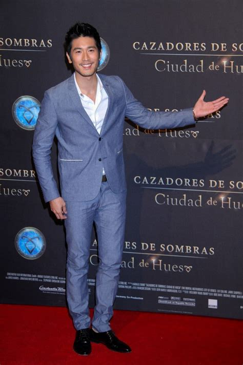 godfrey gao the mortal instruments godfrey gao in the mortal instruments mexico premiere