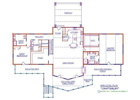 Craftsbury Log Floor Plan Log Cabin 5531 Sq Ft Log Cabin Floor Plans 2000 Square
