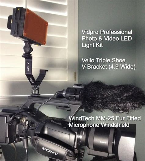 vidpro professional led light vidpro professional photo led light kit z 96k b h