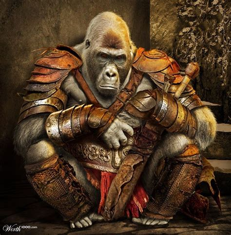 tattoo nightmares gorilla mejores 65 im 225 genes de criaturas mitologicas en pinterest
