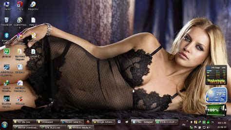 Hot Themes To Download | sexy girls aero themes for windows 7 digital world