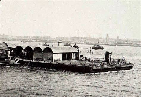 ferry boat liverpool woodside ferry late 1800s wirral pinterest