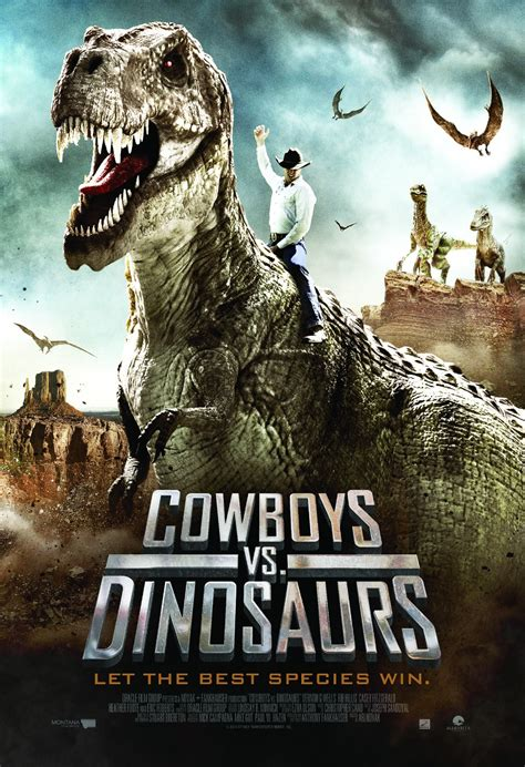 film cowboy vs dinosaurus cancel all movies the cowboys vs dinosaurs trailer is