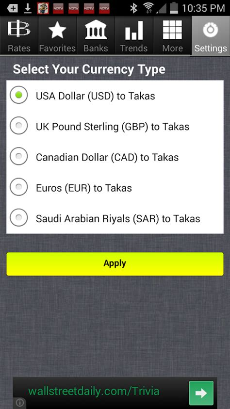 exchange rate sonali bank dollar to taka exchange rates android apps on play