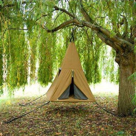 teepee swing swing tent teepee wrapped in one the treepee