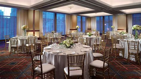 Chicago Wedding Venues   Omni Chicago Hotel